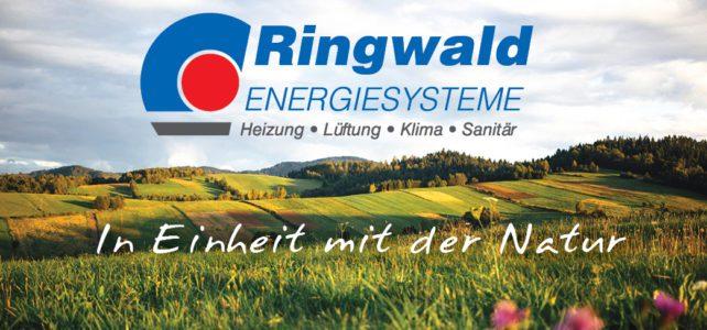 Reinbold wird Ringwald